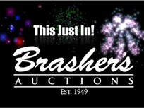 New Sales Rep Named for Brasher's Auction