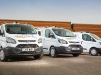 UK Fleet Adds 1,000 Ford Vans