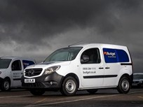 Budget UK Adds 100 Mercedes-Benz Citans to Rental Fleet