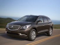 Buick Enclave Leads SUVs for 2014-MY Order-to-Delivery