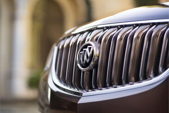 Photo courtesy of Buick.