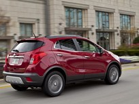 Buick Encore SUV Sells 31K Units in First Year