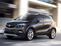 Buick Updates Encore for 2017 with More Tech