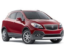 Buick Turbocharges Sport Touring Encore