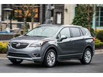 2019 Buick Envision Adds Power, Lowers Prices