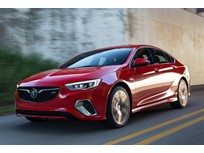 Buick Adds More Powerful Regal GS for 2018