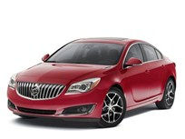 Buick Adds Sport Touring Sedan Models for 2016