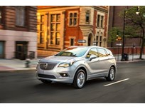Buick Envision SUVs Recalled for Head Restraints