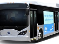 Bogota May be Home to Zero-Emissions, Articulated Bus