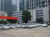BYD Delivers EVs to Shenzhen Public Security Bureau