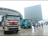 BYD, Beijing Sanitation Group Launch Electric Trucks