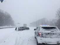 Mass. State Police Offers Winter Driving Advice