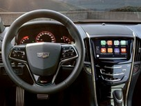 Cadillac Adds Apple CarPlay, Android Auto for 2016