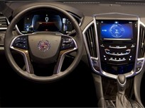 GM to Offer New Cadillac CUE Infotainment System in 2012