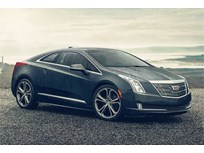 Cadillac Boosts ELR Power, Drops Price for 2016
