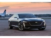 Cadillac's Escala Concept Previews Future Design
