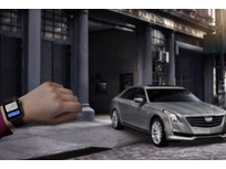Cadillac Integrates Apple Watch