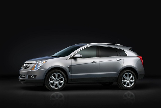 Photo of 2015 Cadillac SRX courtesy of Cadillac.