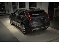 Cadillac Introduces XT4 Compact SUV