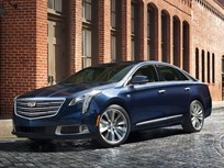 Cadillac Enhances XTS Sedan for 2018