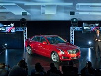 GM Introduces Cadillac ATS at Detroit Auto Show