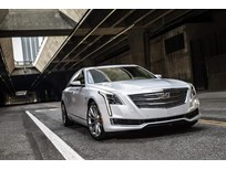 Cadillac CT6 Sedans Recalled for Seat Belts
