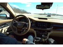 Cadillac CT6 Adds Tech for Hands-Free Highway Driving