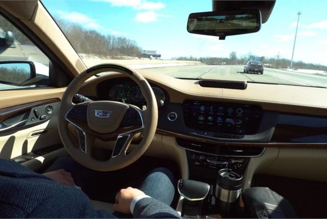 <p><em>Photo of Cadillac Super Cruise at work courtesy of Cadillac.</em></p>