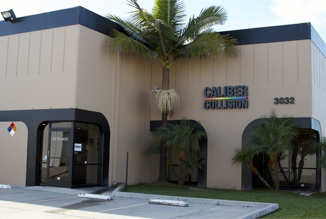 Caliber Collision now has 77 locations in California.