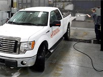 U.S. Embassy  in Iraq Installs Low-Water Car Wash for its Fleet