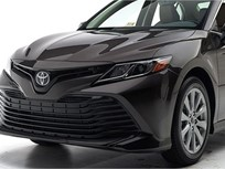 Toyota Camry Nabs IIHS Top Safety Pick+ Award
