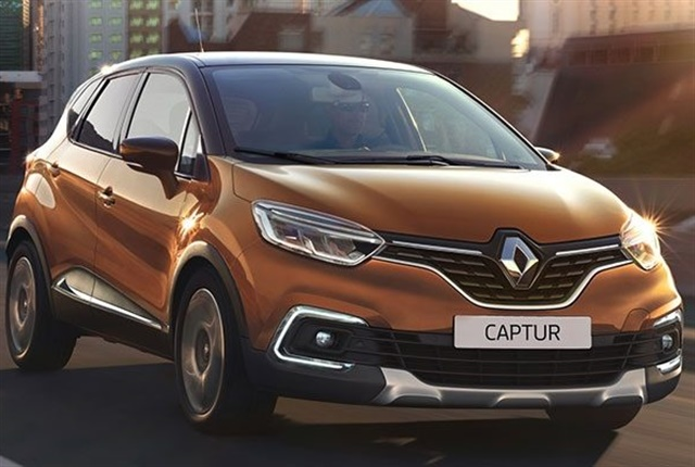 Renault will invest in the SUV segment in Brazil in  2018, which includes the Captur compact SUV. Photo courtesy of Renault.