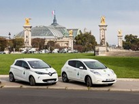 Renault-Nissan Adds EV Charging for COP21 Summit