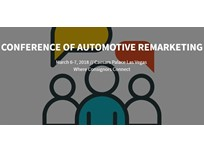 Full Agenda Revealed for 2018 Conference of Automotive Remarketing