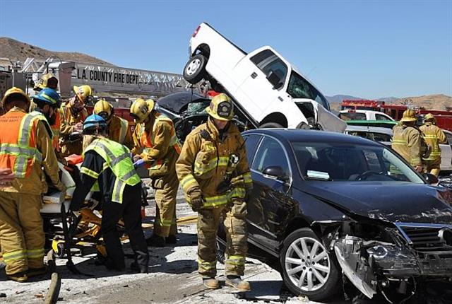 The Governors Highway Safety Association and the National Highway Traffic Safety Administration are encouraging states to adopt new guidelines for the collection motor vehicle crash data. Photo by Harui Lee/Wikimedia Commons.