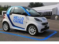 Car2Go Plans China Launch