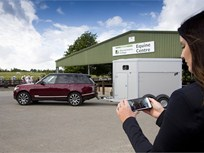 Land Rover Develops Safety Tech for Towing