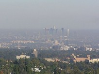 Los Angeles Air Named Most Polluted in U.S.