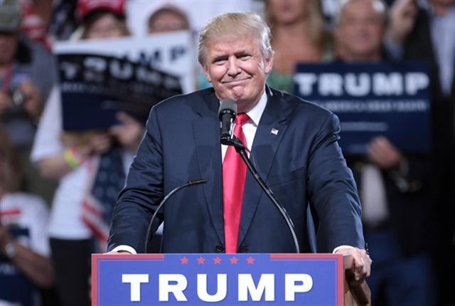 Photo of Donald Trump via Gage Skidmore/Wikimedia.