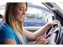 Teens Disregarding Texting-While-Driving Laws