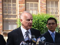 Calif. Governor's Fuel Tax Would Fund Infrastructure