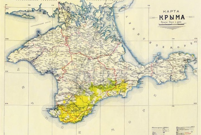 Map photo via Wikimedia.
