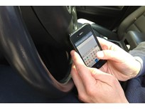 Cell Phone Use 6 Seconds Prior to Crashes Studied
