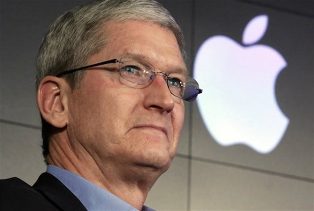 Photo of Tim Cook via iphonedigital/Flickr.
