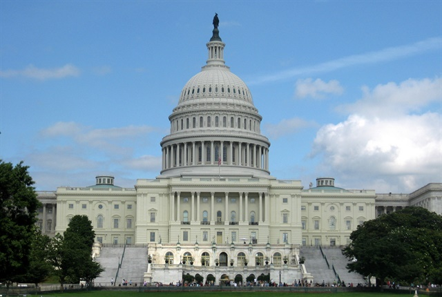 Photo of U.S. Capitol via WallyG/Flickr.