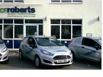 UK Engineering Company Chooses CF Roberts to Manage Fleet