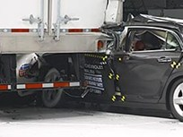 IIHS Study: Weak Guards on Truck Trailers Pose Deadly Underride Threat in Crashes