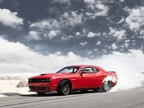 Dodge Challenger SRT Hellcat Rated at 707 HP