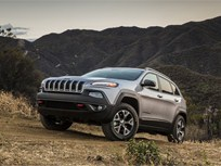 TRW Safety Technologies Featured on All-New Jeep Cherokee