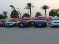 Chery Flagship Models Test the Extremes of Saudi Arabia